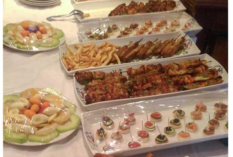 مطعم قدورة - مطعم سمك