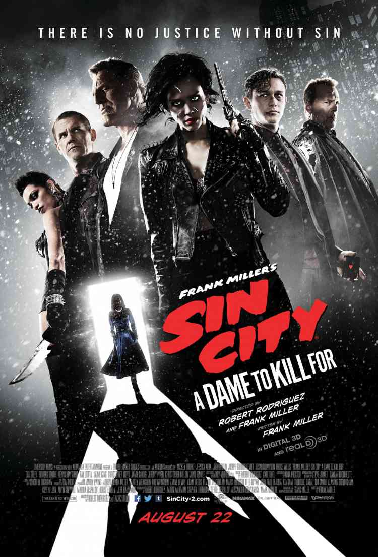 فيلم أكشن Sin City