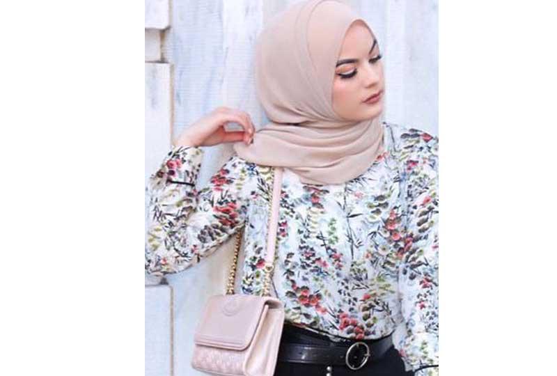 لفات حجاب بسيطة