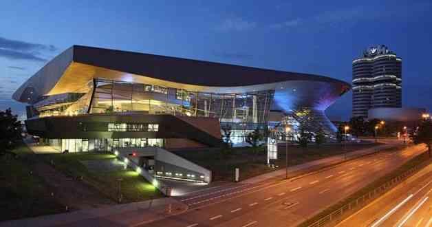 مبنى بي إم دبليو- ألمانيا