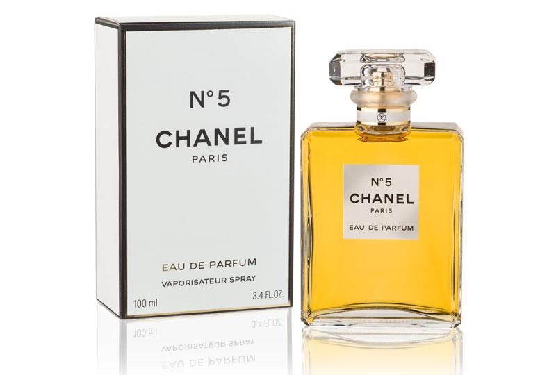 عطر شانيل نمبر 5 - Chanel N°5 Eau de parfum Spray