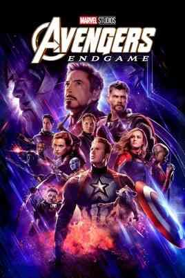فيلم Avengers: Endgame ضمن ثائمة افلام أكشن 2019