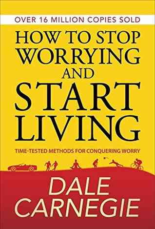 كتب تنمية بشرية كتاب How to Stop Worrying and Start Living