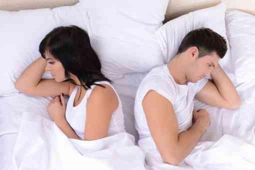 شعور عدم الأمان في العلاقة الحميمة