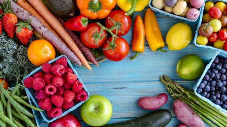 السعرات الحرارية للأعمة - الفاكهة