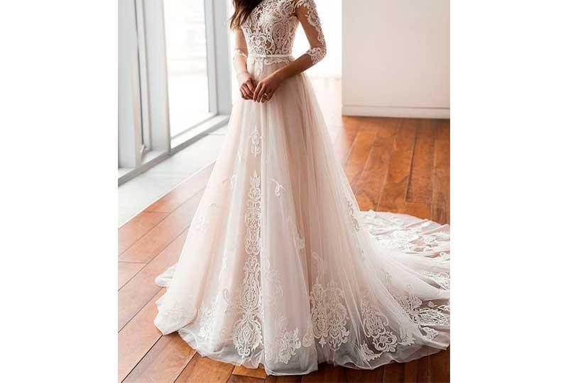 فساتين زفاف صيف 2019