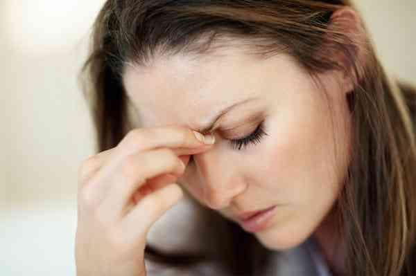 أعراض الجلة الدماغية