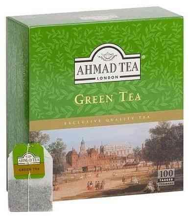 أفضل شاي أخضر أحمد تي