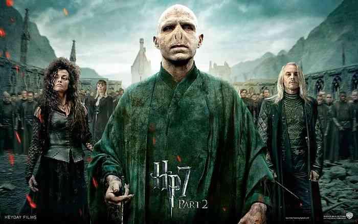 Harry Potter and the Deathly Hallows – Part 2 – 2011- هاري بوتر ومقدسات الموت الجزء الثاني