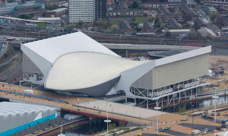 مركز الألعاب المائية- المملكة المتحدة