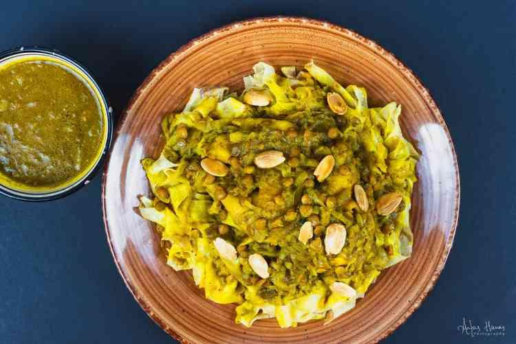 أكلات مغربية الرفيسة