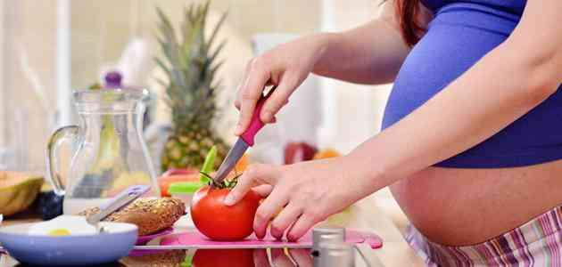 فوائد الطماطمللحامل