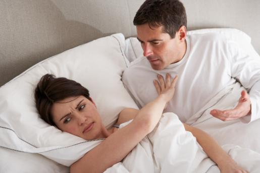 لماذا تشعر المرأة بعدم الأمان في العلاقة الحميمة