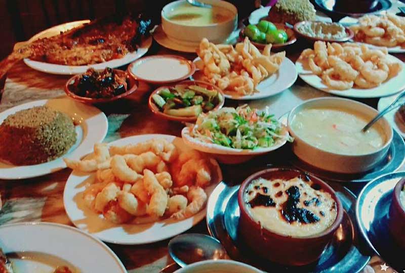 مطعم أسماك وادي النيل