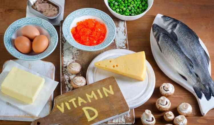 مصادر فيتامين دال