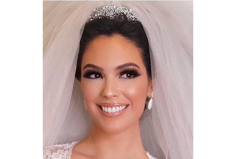 حجاب سبانيش للعرائس