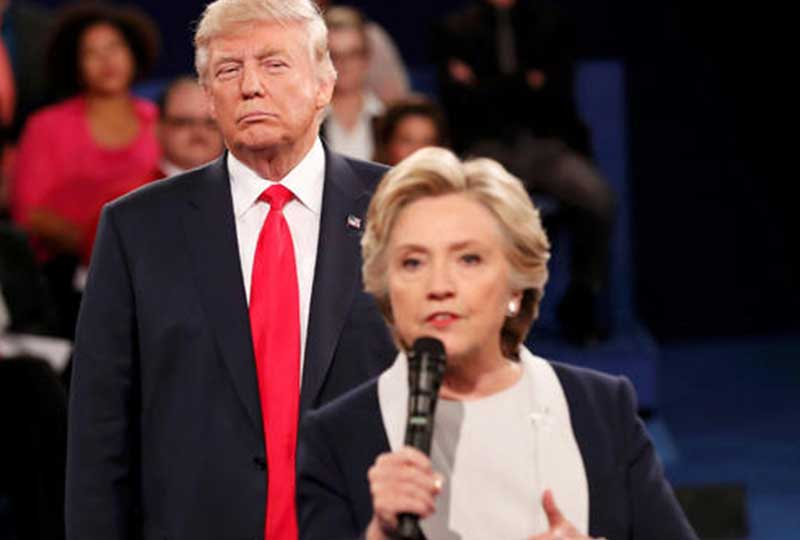 هيلاري كلينتون والانتخابات الرئاسية
