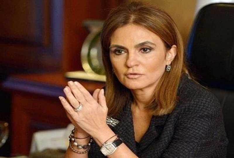 سحر نصر وزيرة الاستثمار والتعاون الدولي