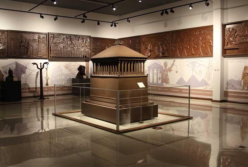 أماكن سياحية في تركيا متحف الشوكولاتة