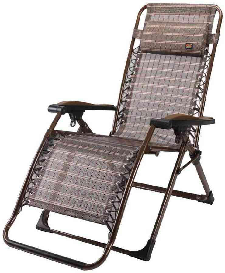 كرسي استرخاء قابل للطي