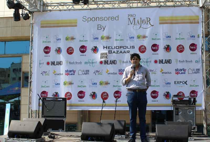 كريم بدر أحد المتحدثين