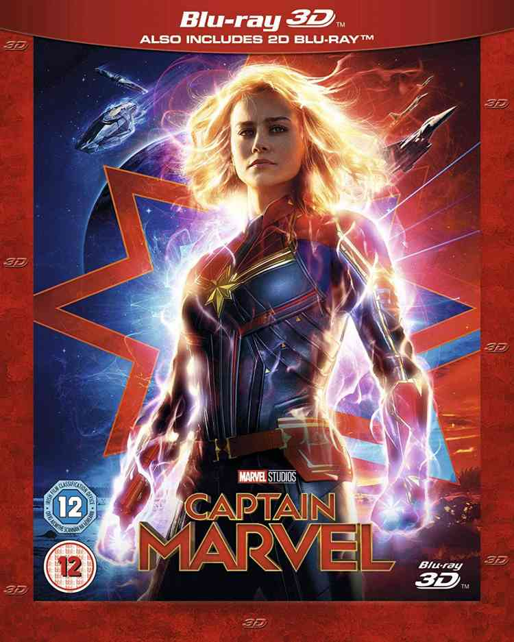 فيلم Captain Marvel