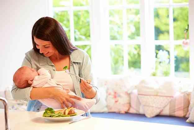 رجيم للمرضعات سالي فؤاد