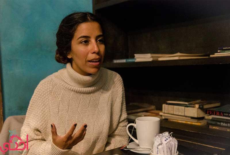 هديل حسن ممثلة
