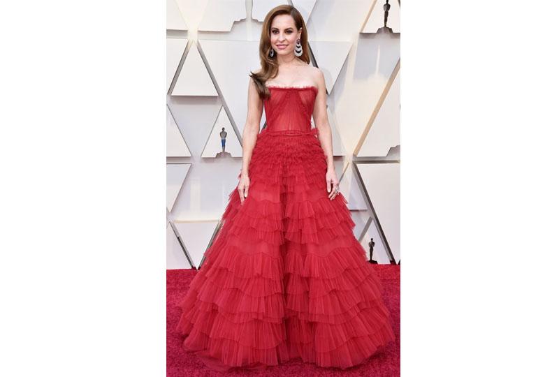 فساتين الأوسكار 2019 فستان مارينا دي تافيرا
