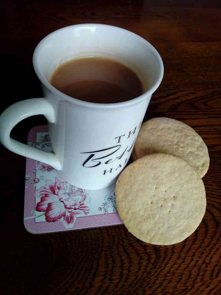 طريقة عمل بسكويت الشاي