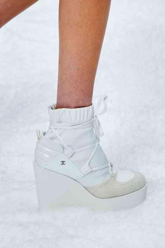 أحذية شتاء 2020 أحذية ودجز قصيرة