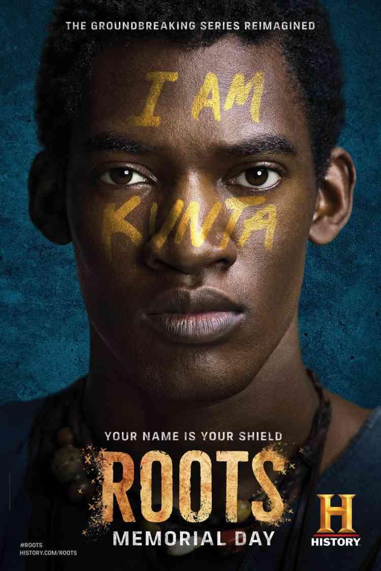 مسلسل Roots