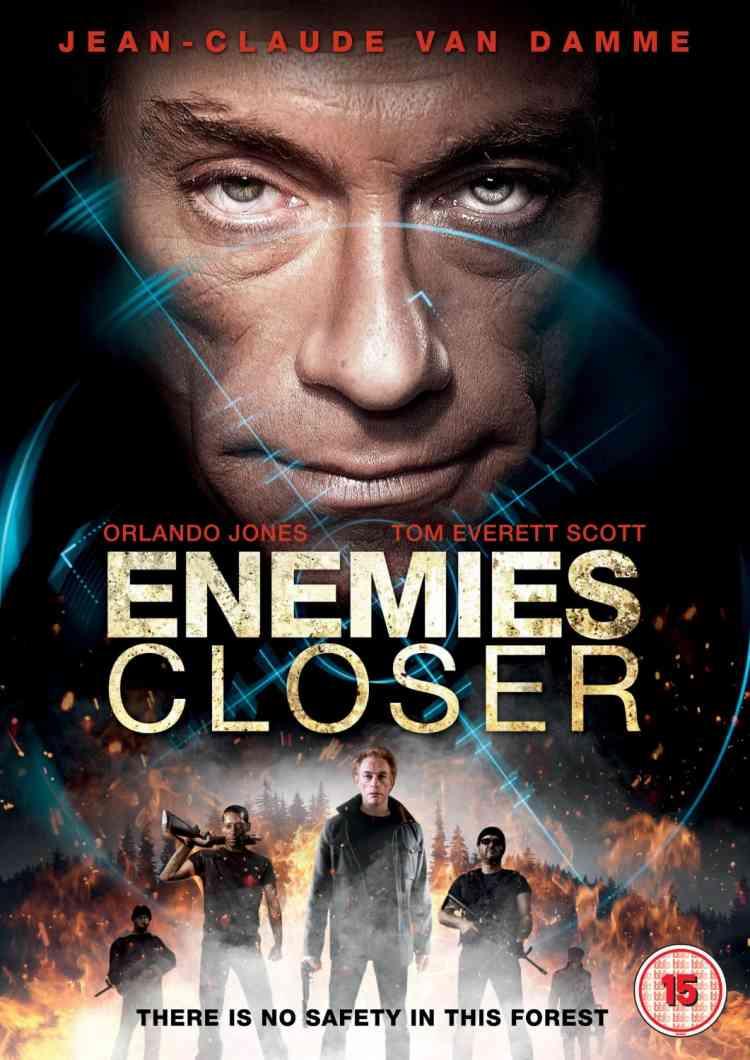 أفلام فاندام Enemies Closer