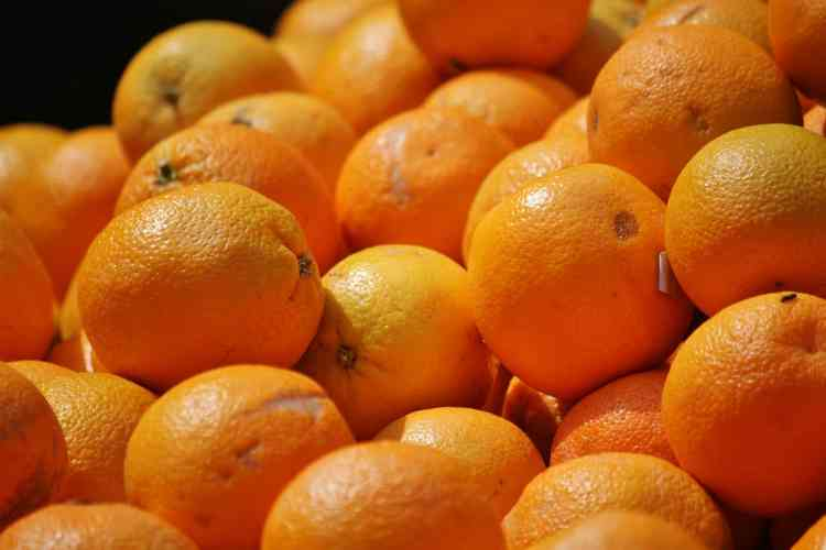 فوائد رجيم البرتقال