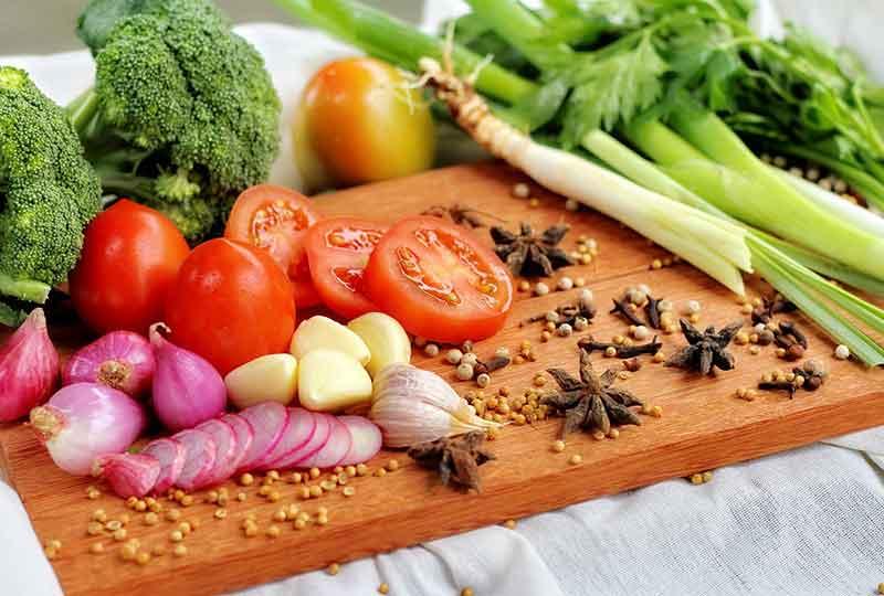 تزويد الجسم بالخضروات لمواجهة الاكتئاب