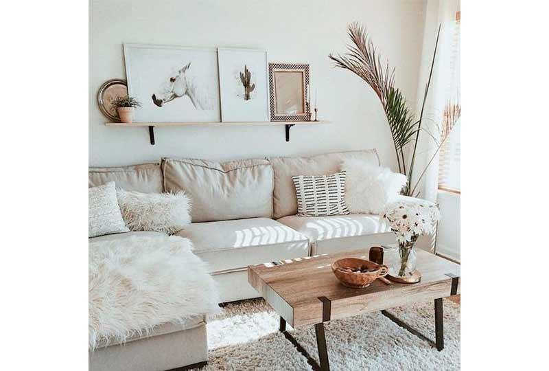غرف معيشة عصرية
