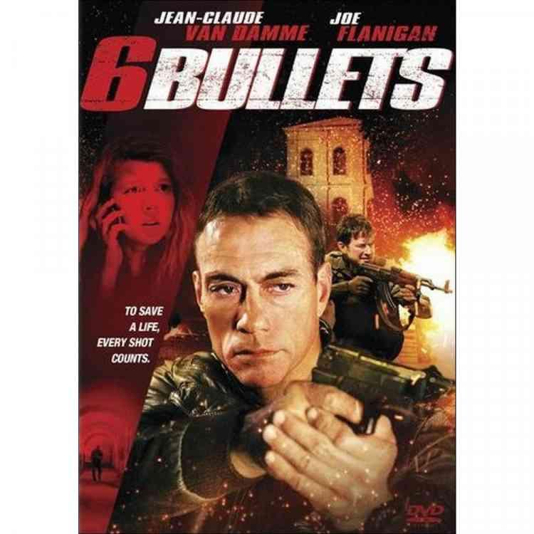 أفلام فاندام 6 Bullets
