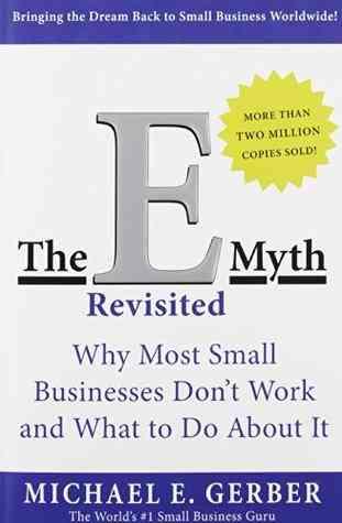 كتب ريادة الأعمال كتاب The E-Myth Revisited