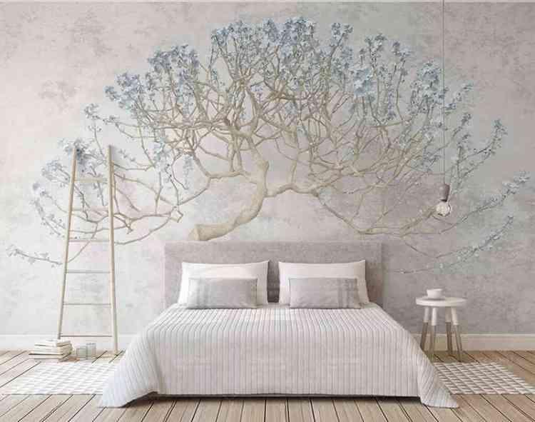 ورق حائط لغرف النوم