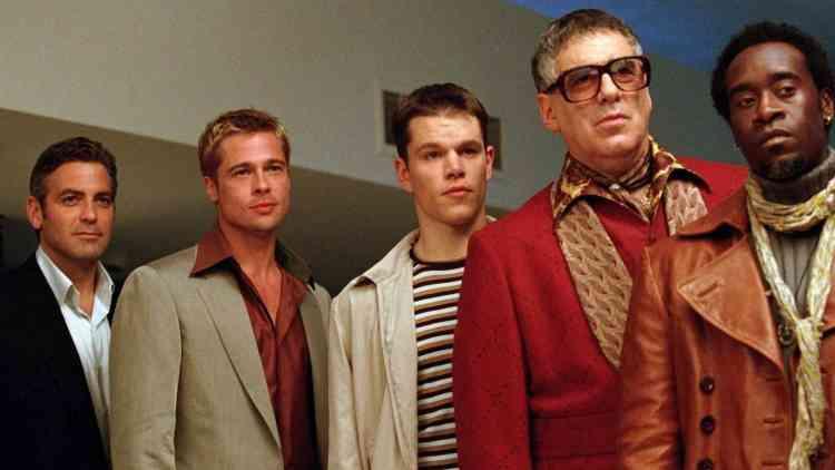 فيلم Ocean's Eleven (2001)  من أفلام جورج كلوني