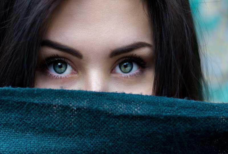 جمال العيون