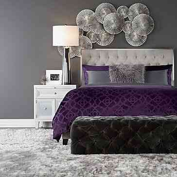 الموف في غرفة النوم