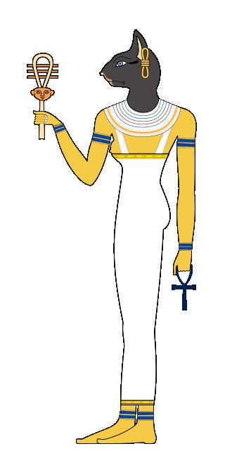 برج باستيت في الأبراج الفرعونية