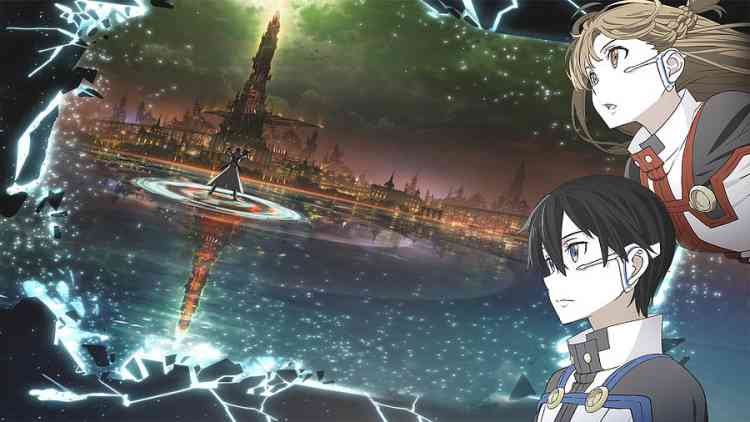 أفلام أنمي يابانية Sword Art Online The Movie: Ordinal Scale