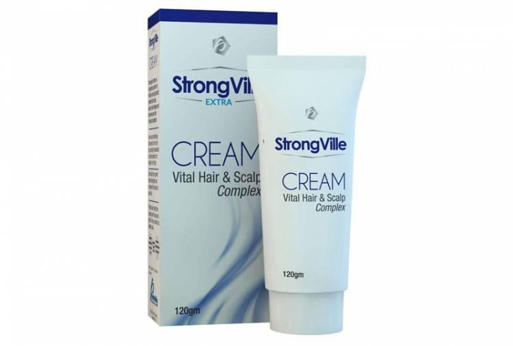 كريم سترونج فيل للشعر - Strongville Cream