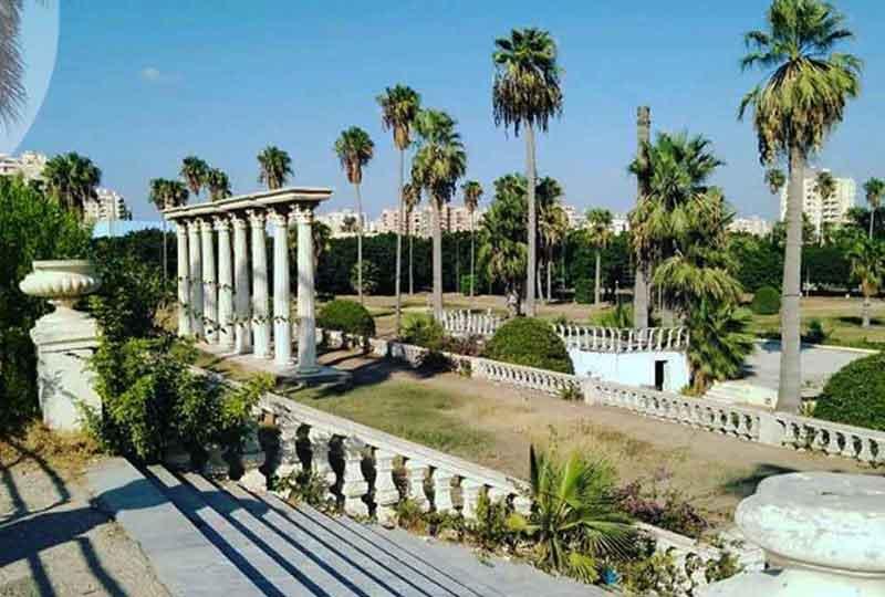 أماكن تصوير فوتوسيشن حدائق أنطونيادس