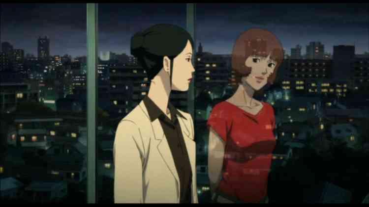 أفلام أنمي يابانية Paprika