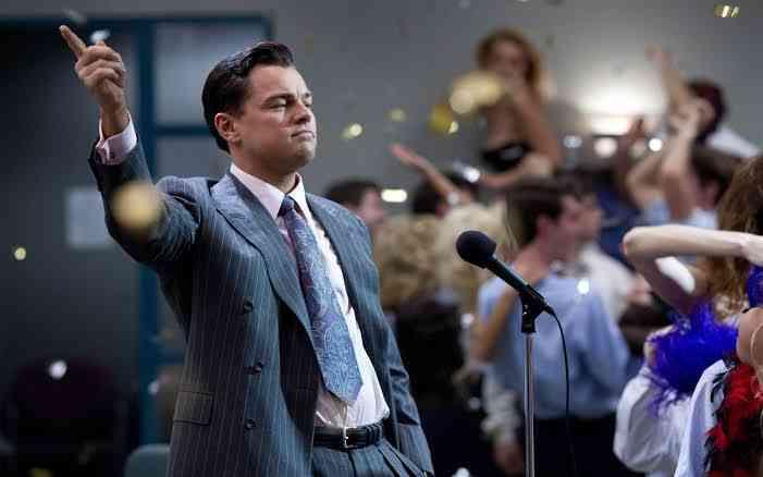 أفضل أفلام ليوناردو دي كابريو-The Wolf of Wall Street