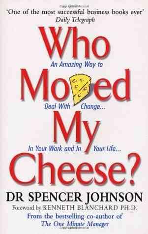 كتاب من الذي حرك قطعة الجبن الخاصة بي- سبنسر جونسون