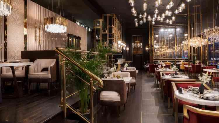 أفضل مطاعم الرياض مطعم لاونج 25